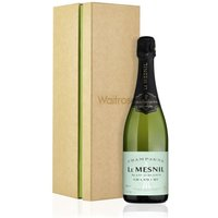 Le Mesnil Blanc de Blancs Grand Cru 2008 with Gift Box