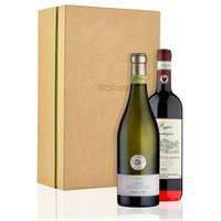 Italian Wine Duo Gift Box