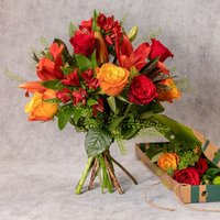 Russet Tapestry Bouquet Yellow or orange