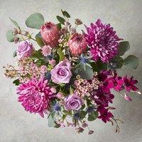 Sweet Autumn Bouquet Pink