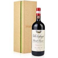 Villa Caffagio Chianti Classico Magnum Gift Box