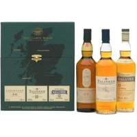 The Strong Collection Whisky Gift Pack