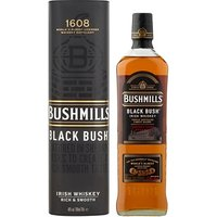 Bushmillls Black Bush Irish Whiskey 70cl