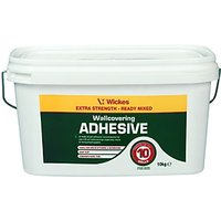 Wickes Ready Mixed Wallpaper Paste - 10kg.