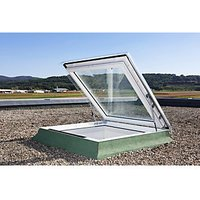 VELUX Flat Roof Base for Access and Escape - 1000 x 1000mm