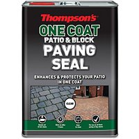 Thompsons One Coat Patio and Paving Sealer 5L