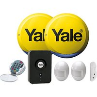 Yale HSA APP Enabled Home Security Alarm Kit B-HSA6610.