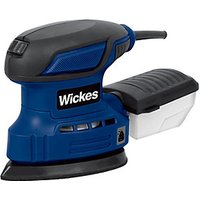 Wickes Corded Palm Detail Sander - 160W.