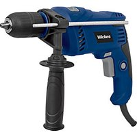 Wickes Corded Hammer Drill - 710W.