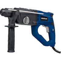 Wickes SDS+ Corded Rotary Hammer Drill - 1050W.