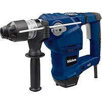 Wickes SDS+ Corded Rotary Hammer Drill - 1500W.