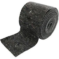 Topsleeve 100mm x 7.2m Pipe Insulation Wrap Universal Size.