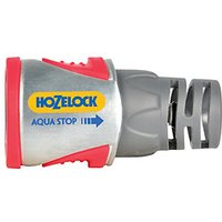 Hozelock Pro Metal Aquastop Garden Hose Pipe Connector.
