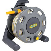Hozelock 2412 Compact Reel with Hose Pipe - 25m.