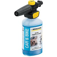 Karcher Connect and Clean Ultra Foam Kit - 1L.