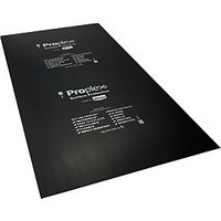 Proplex Black Surface Protection Sheet 2400 x 1200 x 2mm.