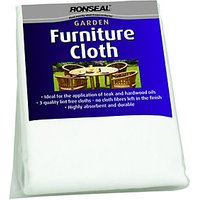 Ronseal Lint Free Furniture Care Cloths - Pack of 3.