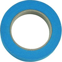 Wickes Exterior Blue Masking Tape - 25mm x 50m.