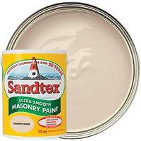 Sandtex Ultra Smooth Masonry Paint - Country Stone 5L