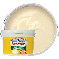 Sandtex Ultra Smooth Masonry Paint - Cornish Cream 10L
