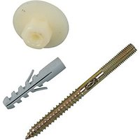 Fischer WST140 Large Wash Basin Fixing Set