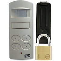 Yale Home Security Shed Alarm Kit.