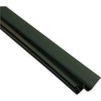 Wickes Universal Edge Flashing for Polycarbonate Sheets - Brown 3m