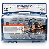 Dremel SC690 10 Piece Cutting Accessory Set.