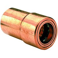 Primaflow Copper Push Fit Reducer - 22 X 15mm.