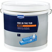 Wickes Mix in the Tub Mortar Mix - 5kg.