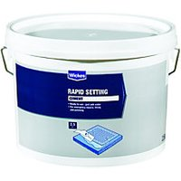 Wickes Rapid Setting Ready Mixed Cement - 2.5kg