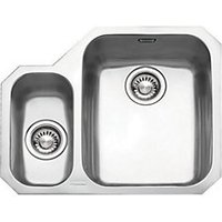 Franke Ariane 1.5 Bowl LHD Stainless Steel Kitchen Sink.