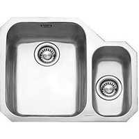 Franke Ariane 1.5 Bowl RHD Stainless Steel Kitchen Sink.