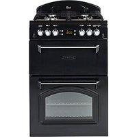 Leisure Classic 60cm Gas Range Cooker - Black