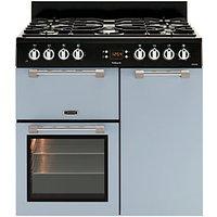 Leisure Cookmaster 90cm Dual Fuel Range Cooker - Blue