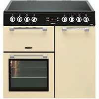 Leisure Cookmaster 90cm Electric Range Cooker - Cream