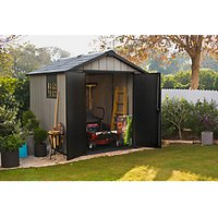 Keter Oakland Plastic Shed 7 x 9 ft