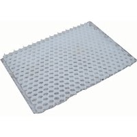 Wickes White Gravel Stabilisation Mat with Geotextile Base - 1166 x 800 x 30mm.