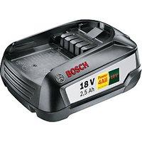 Bosch PBA 18V 2.5Ah Li-ion W-b Battery Pack.
