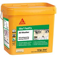 Sika Fast Fix All Weather Jointing Paving Compound - Buff 15