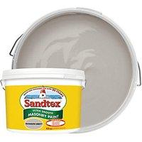 Sandtex Ultra Smooth Masonry Paint - Plymouth Grey 10L
