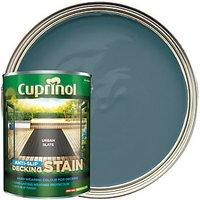 Cuprinol Anti-Slip Decking Stain Urban Slate 5L