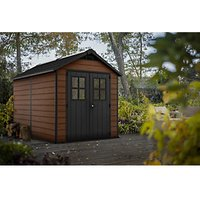Keter Newton Plastic Shed 7x11ft