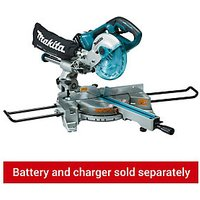 Makita DLS714NZ Twin 36V 190mm Sliding Compound Cordless Mitre Saw - Bare.