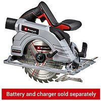 Einhell Power X-Change 18V 190mm Brushless Circular Saw - Bare.