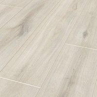 Berwick White Oak Moisture Resistant Laminate Flooring - 1.48m2