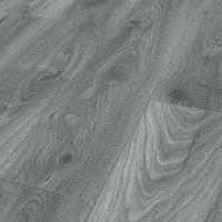 Tomahawk Blue Grey Oak Laminate Flooring - 2.22m2
