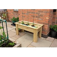 Forest Garden Planter Grow Bag Tray Container - 115 x 91 x 55cm
