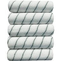 Wickes Professional Finish Short Pile Rollers 9in - Pack of 5.