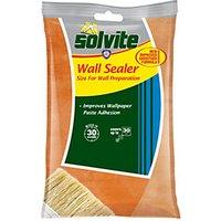 Solvite Wall Sealer Size - 30m2.